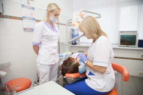 лечение некариозного поражения зуба